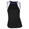 TAIL Women`s Jeanine Tennis Tank Black
