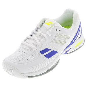 Juniors` Propulse Team Tennis Shoes White