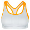 NEW BALANCE Women`s The Shapely Shaper Bra White and Impulse