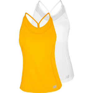NEW BALANCE WOMENS TOURNAMENT TNS RACERBACK TANK