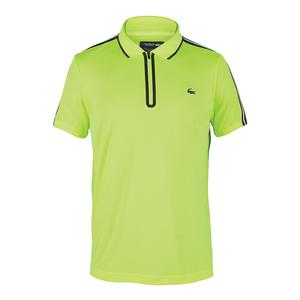 Men`s Short Sleeve Ultra Dry Tennis Polo