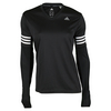 ADIDAS Women`s Response Long Sleeve Tee Black