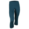 ADIDAS Women`s Performance Mid-Rise 3/4 Tight Mineral