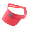 ADIDAS Climalite Tennis Visor Shock Red