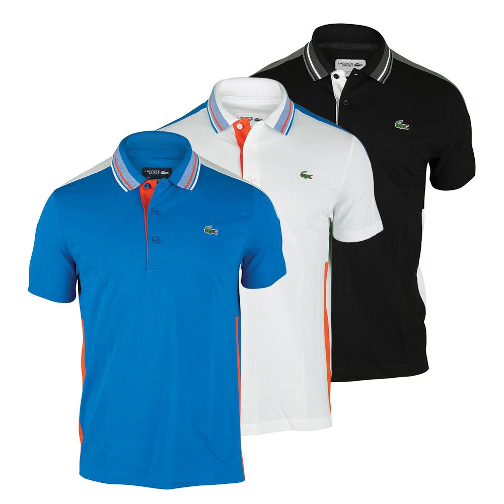 Men's Short Sleeve Super Light Tennis Polo