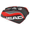 Tour Team 12R Monstercombi Tennis Bag BKRD_BLACK/RED