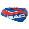 Tour Team 6R Combi Tennis Bag BLRD_BLUE/RED