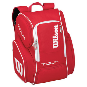 Tour V Large Tennis Backpack Red