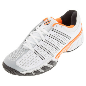 Men`s BigShot 2.5 Tennis Shoes White and Black