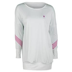Women`s Court Tennis Pullover
