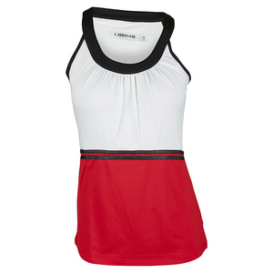 CHRISSIE BY TAIL WOMENS EDWINA TENNIS TANK