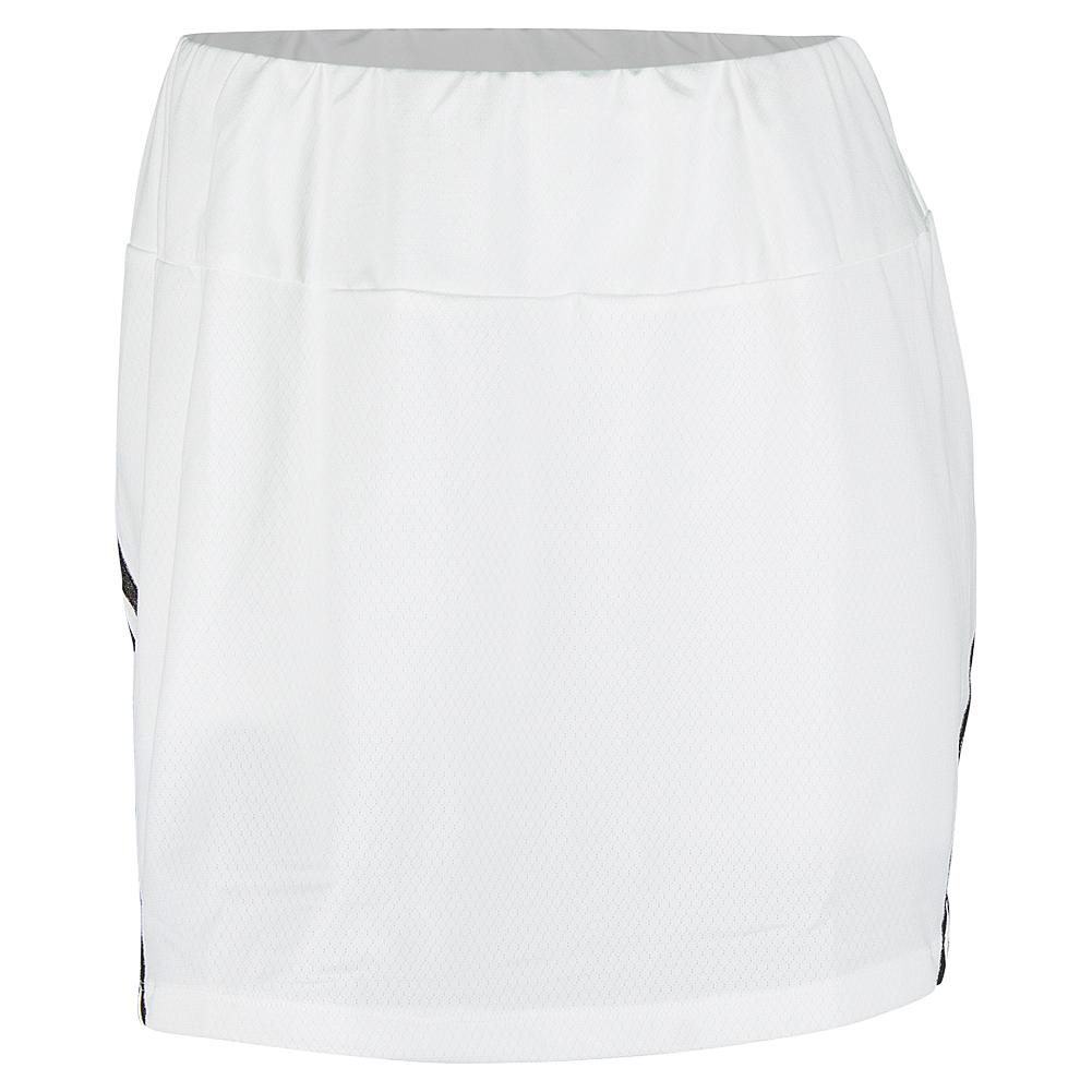 Women's Starla 14.5 Inch Tennis Skort White