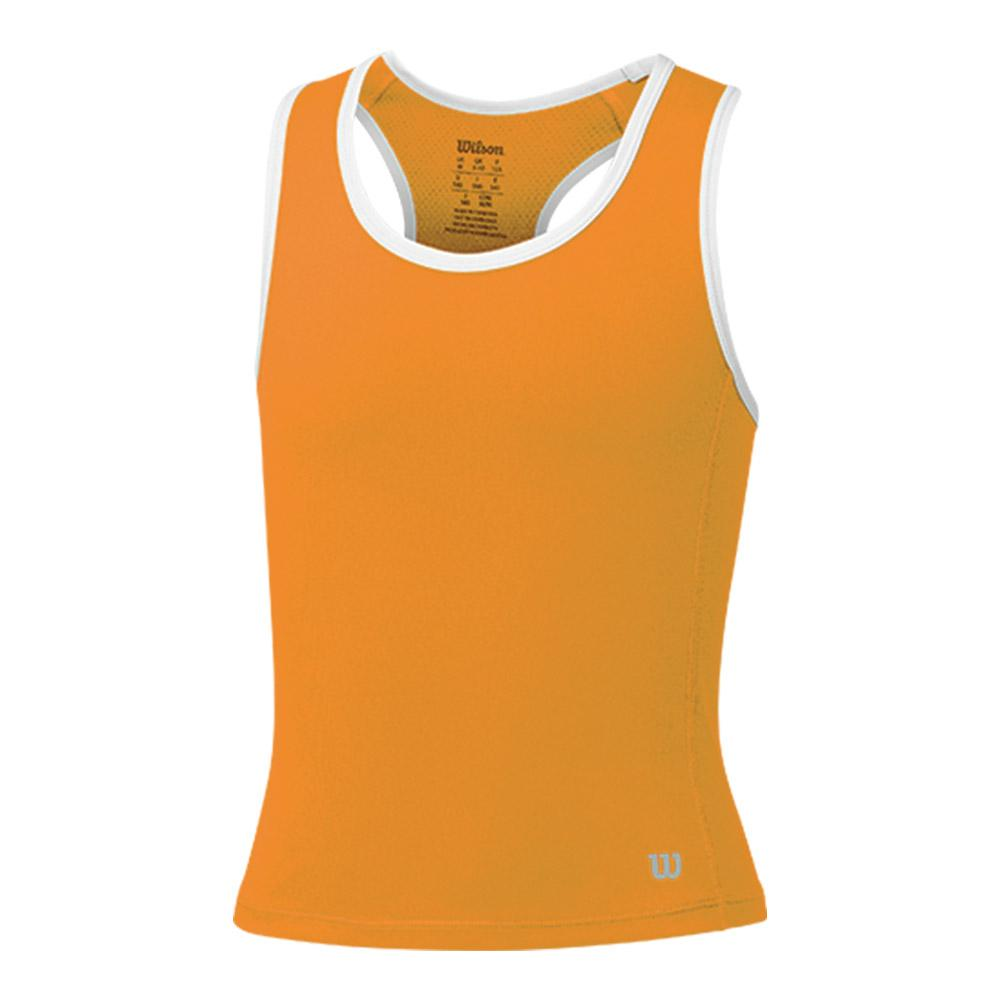 Girls ` Rush Tennis Tank