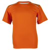 Boys` nVision Elite Tennis Crew Clementine by WILSON