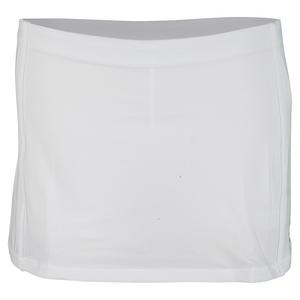 WILSON GIRLS TEAM TENNIS SKORT WHITE