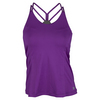 WILSON Women`s Double Strap Tennis Tank Plumberry