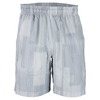 WILSON Men`s Linear Blur 8 Inch Stretch Woven Tennis Short Twilight Gray