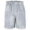 WILSON Men`s Linear Blur 8 Inch Stretch Woven Tennis Short Twilight Gray