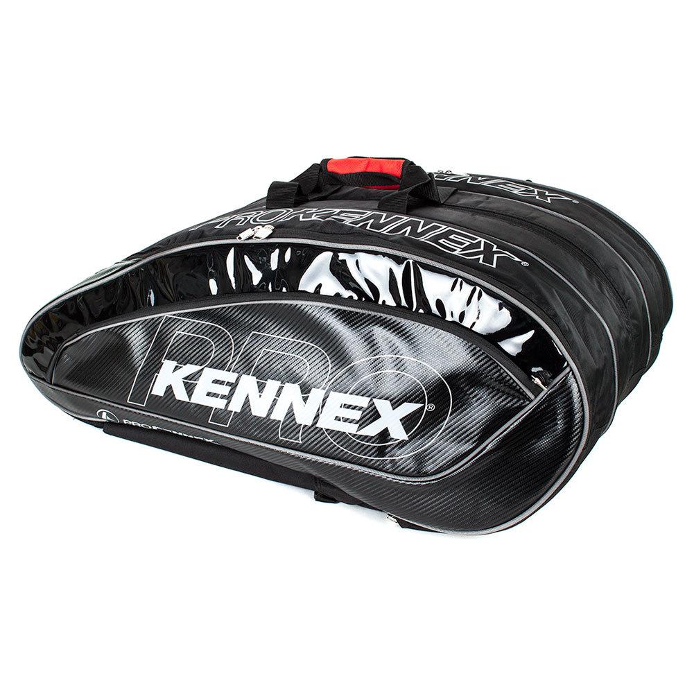 Qshadow 12 Pack Tennis Bag Black