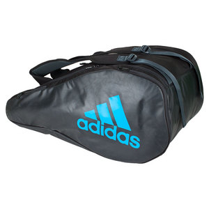 adidas TENNIS 6 RACQUET BAG BLACK