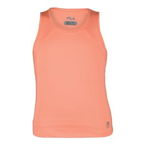 Girls` Diva Tennis Tank