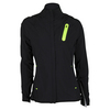 Women`s Platinum Tennis Jacket Black by FILA