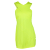 FILA Women`s Platinum Tennis Dress Safety Yellow