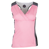 BOLLE Women`s My Fair Lady Tennis Tank Neon Pink