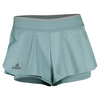 ADIDAS Women`s Stella McCartney Tennis Short Pinboard Blue