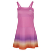 YONEX Women`s Australian Open Belina Bencic Tennis Dress Berry Pink