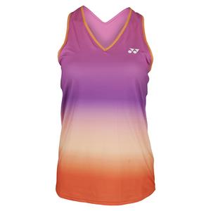 Women`s Australian Open Belina Bencic Tennis Tank Berry Pink
