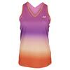 YONEX Women`s Australian Open Belina Bencic Tennis Tank Berry Pink