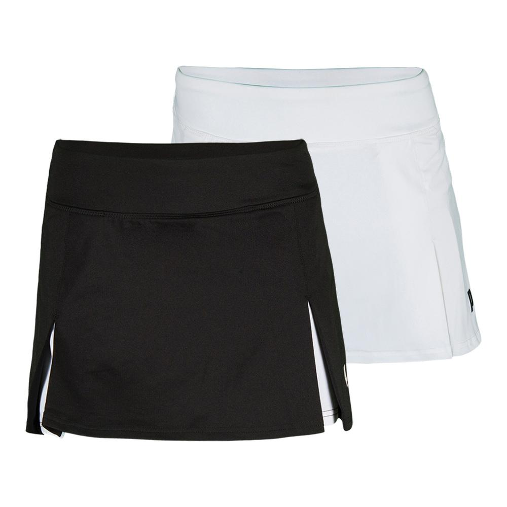 Women's Core Inverted Pleat Knit Tennis Skort