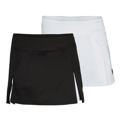 Women`s Core Inverted Pleat Knit Tennis Skort