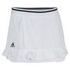 ADIDAS Women`s Climachill 12 Inch Tennis Skort White