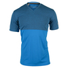 ADIDAS Men`s Climachill Tennis Tee Shock Blue