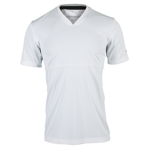 Men`s Climachill Tennis Tee White