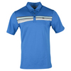 TRAVISMATHEW Men`s Stines Tennis Polo Daphne