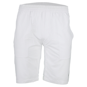 TRAVISMATHEW MENS HOFFMAN TENNIS SHORT WHITE