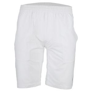 Men`s Hoffman Tennis Short White