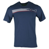 TRAVISMATHEW Men`s Digital Tennis Crew Insignia Blue