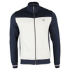 Men`s Contrast Panel Track Jacket by FRED PERRY