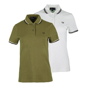 Women`s Twin Tipped Tennis Polo