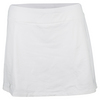POLO RALPH LAUREN Women`s Back Flounce Tennis Skort Pure White