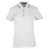 POLO RALPH LAUREN Women`s Performance Pique Polo Pure White