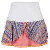 Girls` Flounce Tennis Skort Print by LUCKY IN LOVE