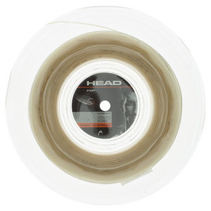 HEAD FXP 16G TENNIS STRING REEL NATURAL