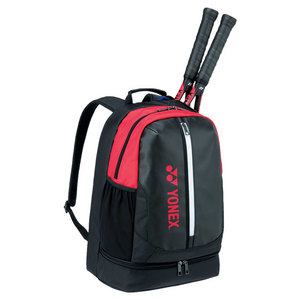 YONEX CASUAL TENNIS BACKPACK BLACK/RED