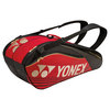 Pro Six Pack Tennis Bag RED