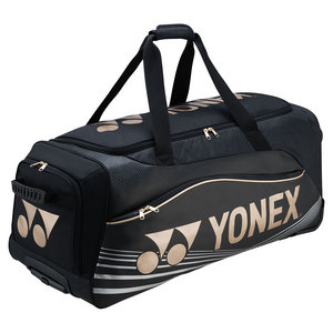 Pro Trolley Tennis Bag Black